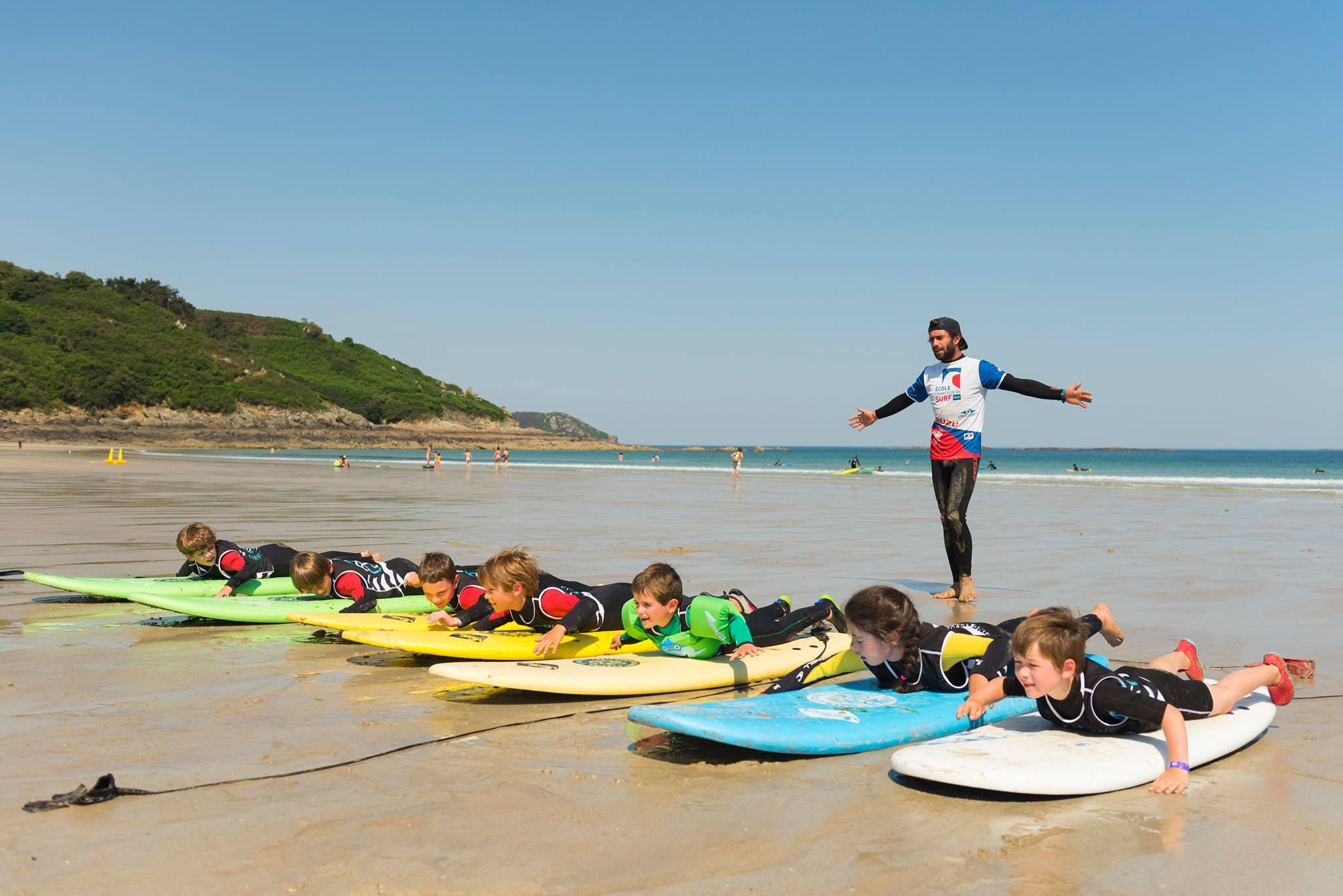 Surf à Locquirec
