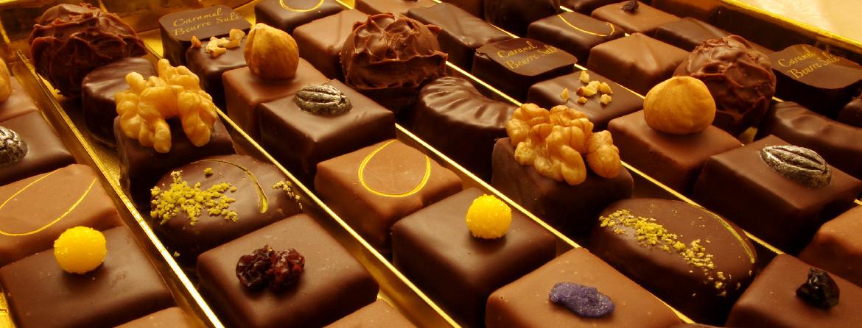 Dégustation de chocolat à Pleyben