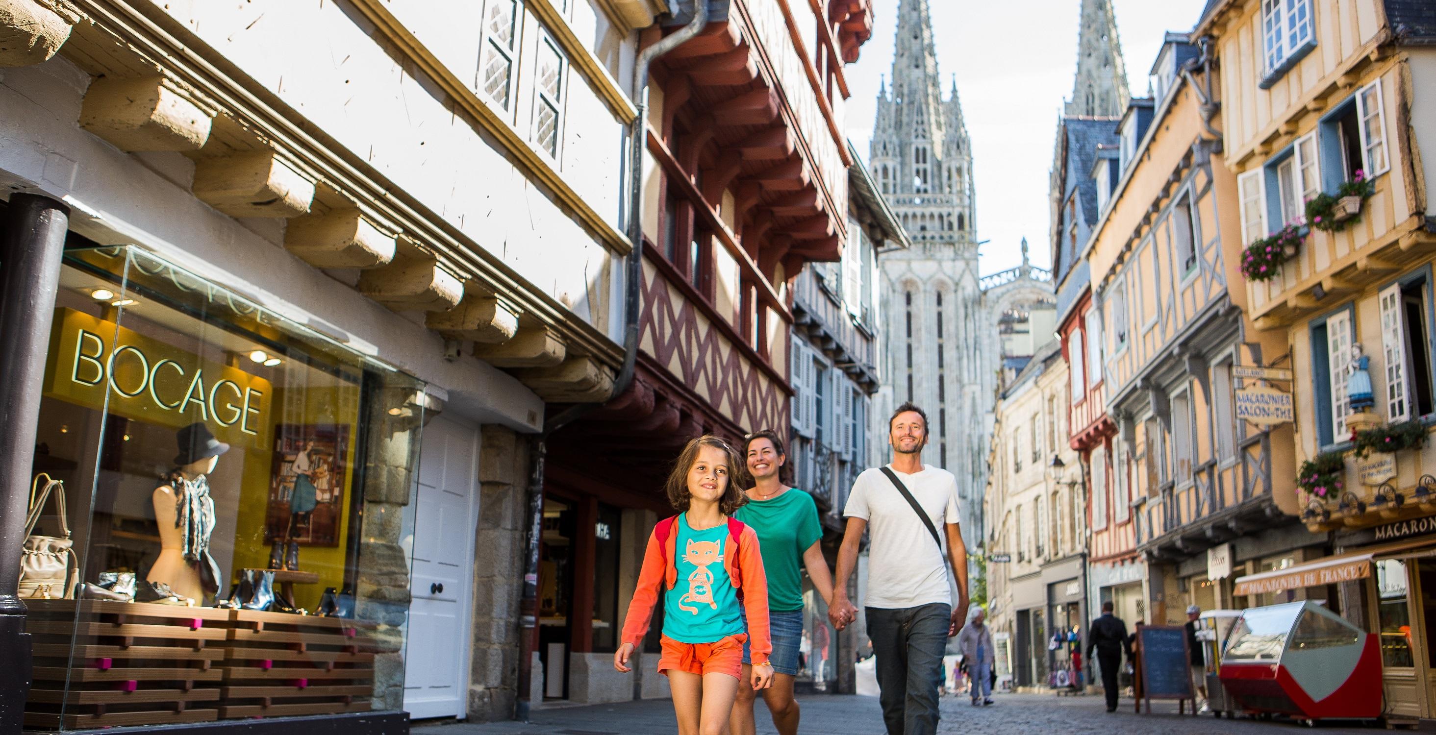 Quimper, capitale de la culture bretonne