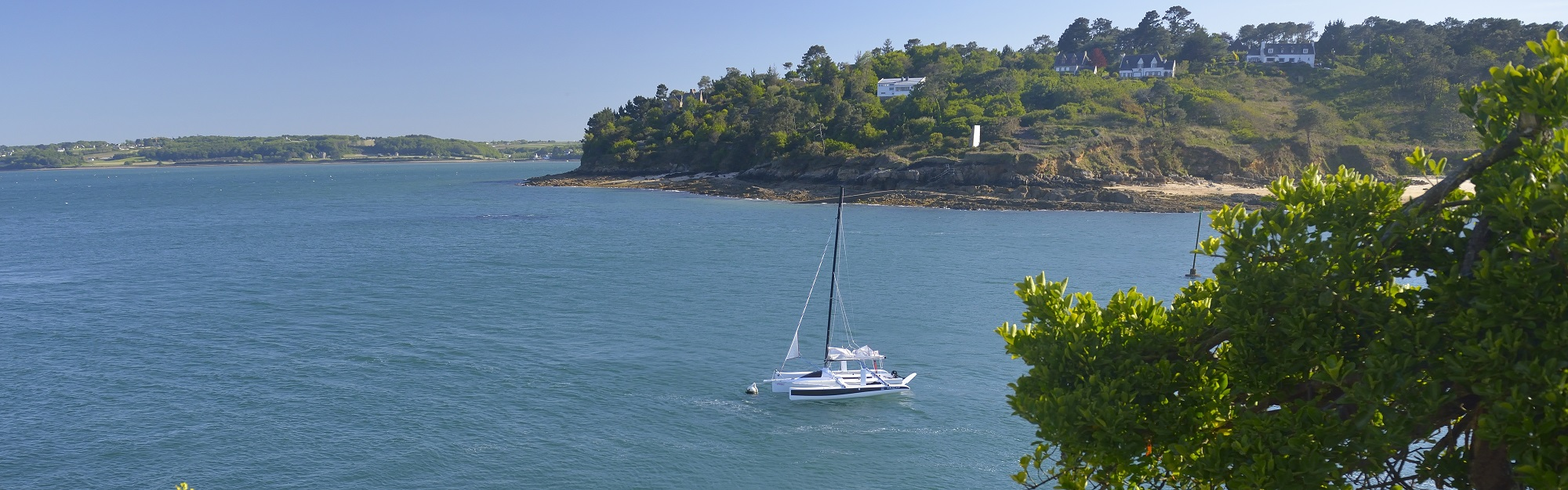 Naviguer en Baie de Morlaix