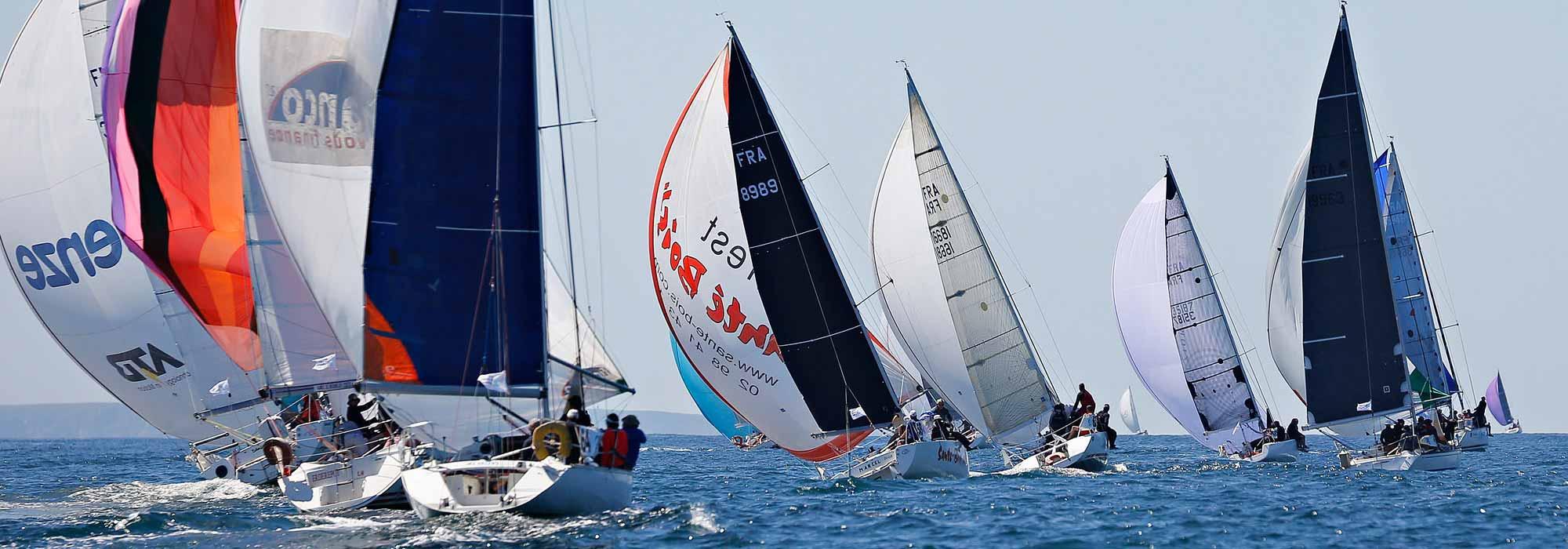 Reportée - 1ère étape du Tour du Finistère à la Voile 2020