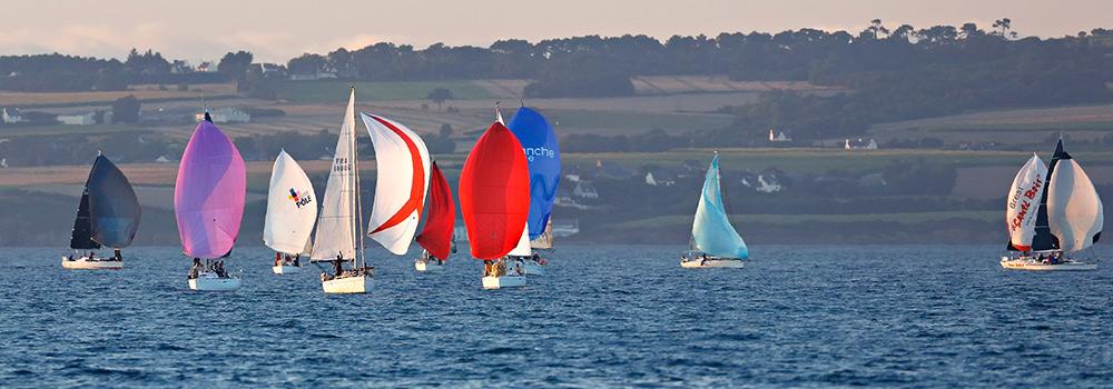Reportée - dernière étape du Tour du Finistère à la Voile 2020