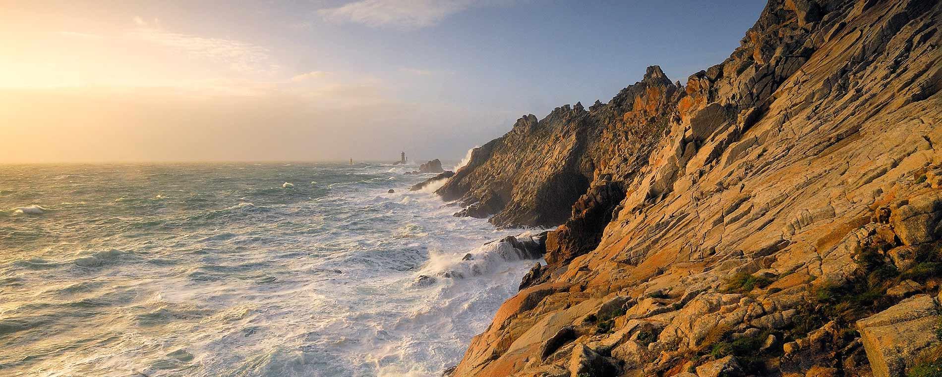 Inspirante, fascinante : la Pointe du Raz en Cap Sizun