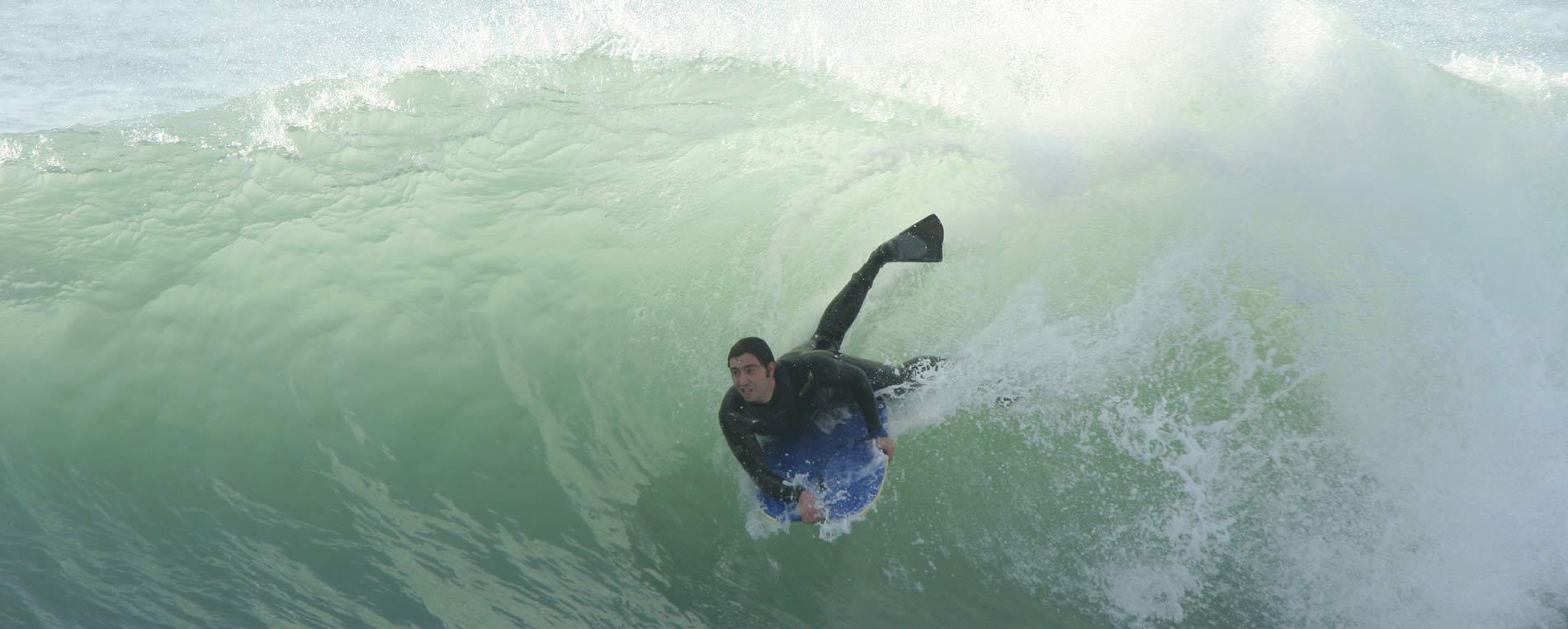 Le bodyboard en Finistère : les meilleurs spots de Bretagne