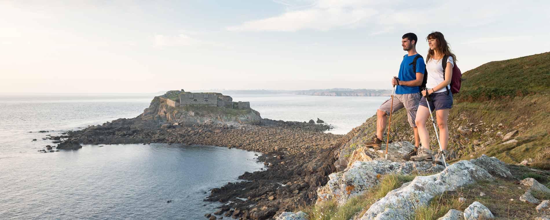 Randonnée en Finistère et Bretagne : petites et grandes balades