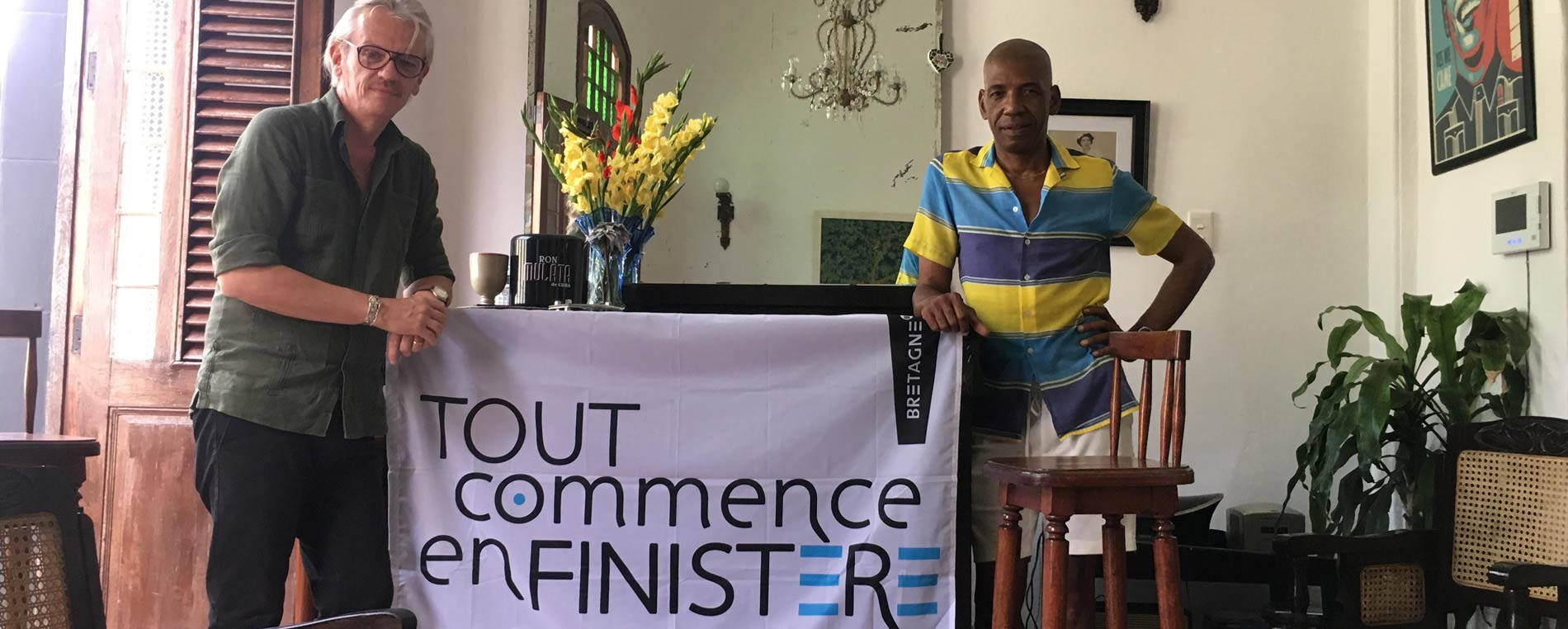 Erwann Bigot, l'ExtraAmbassadeur de Cuba