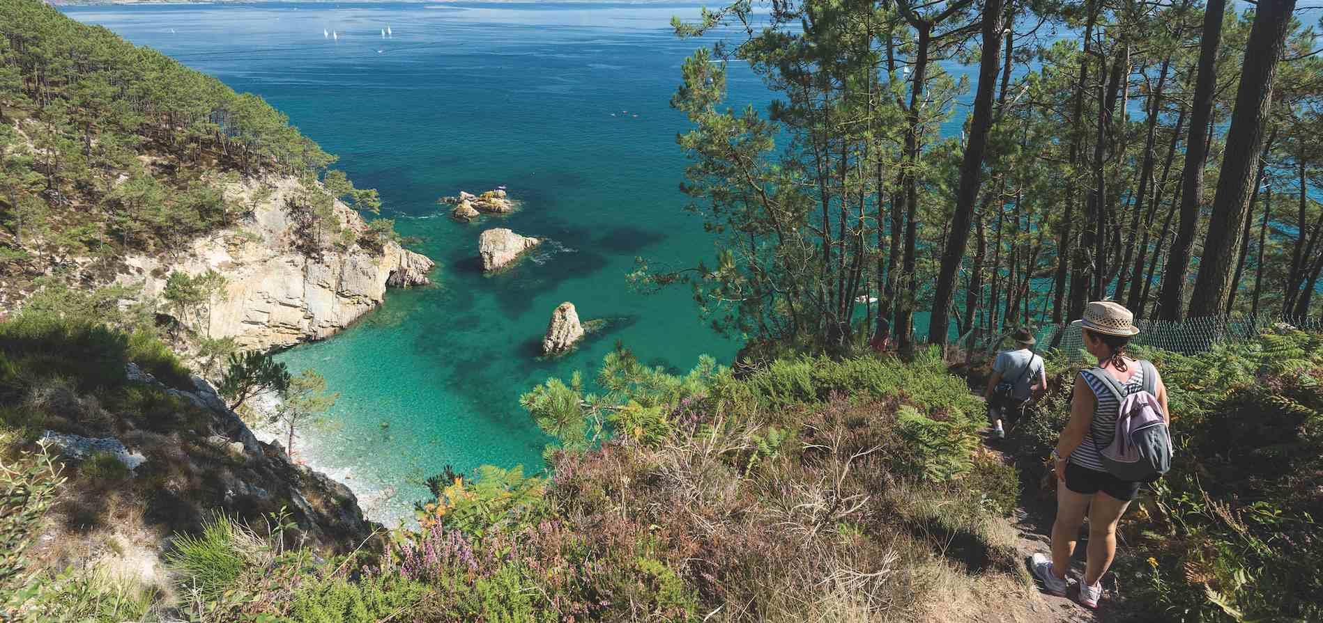 La Presqu'île de Crozon, un paradis sur terre