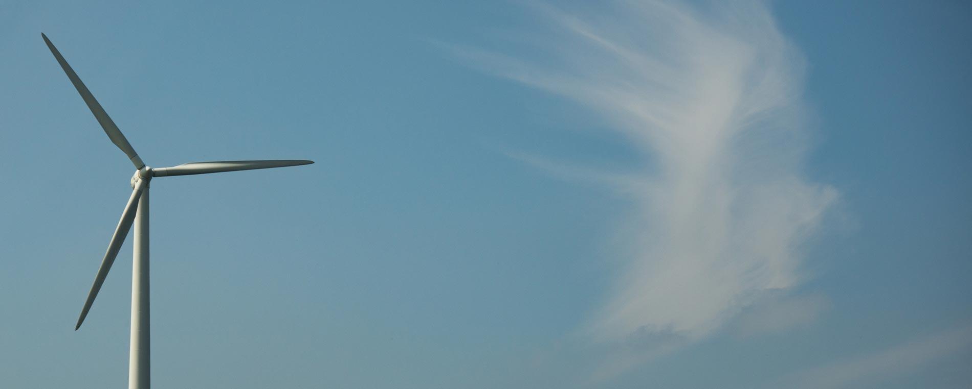 Du vent dans les pales : l'éolien dans le sud Finistère