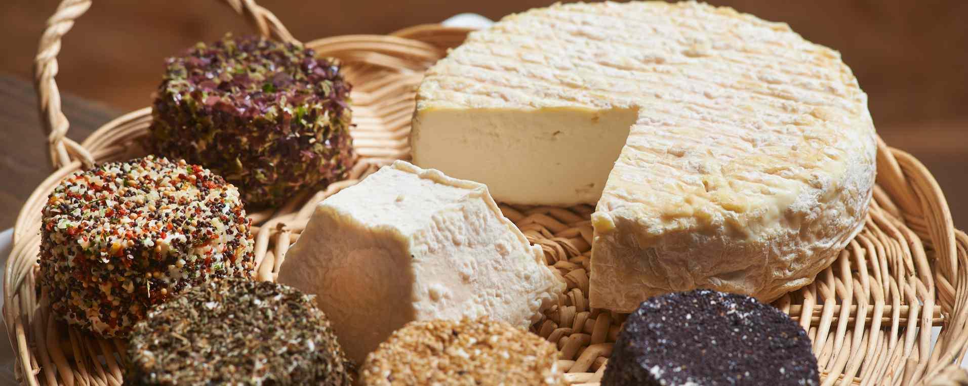 Les fromages du Finistère