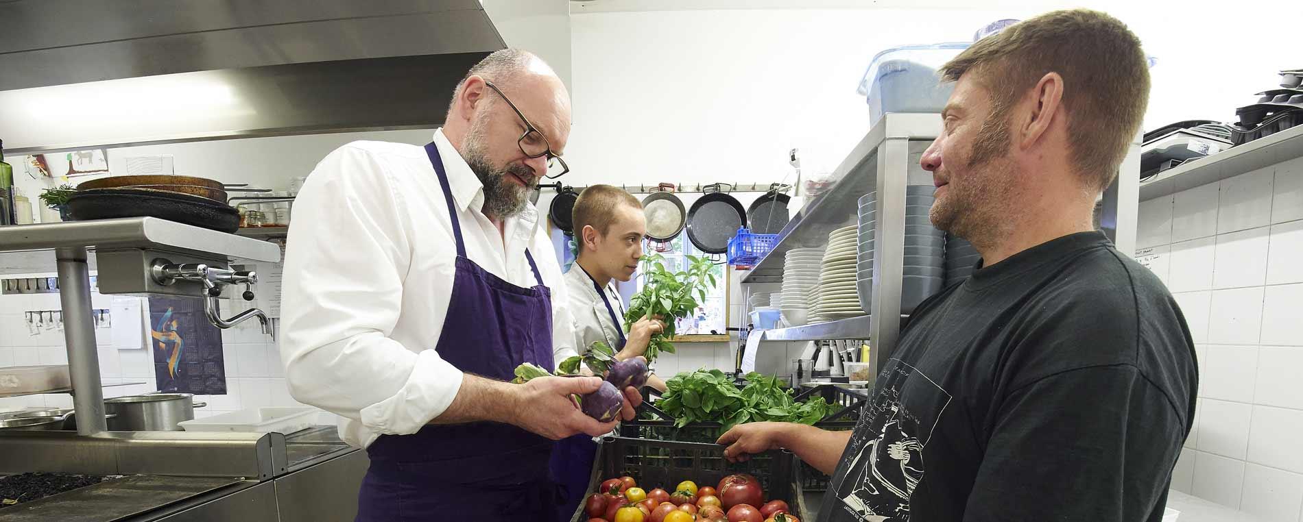 Xavier Hamon, une autre vision de la cuisine