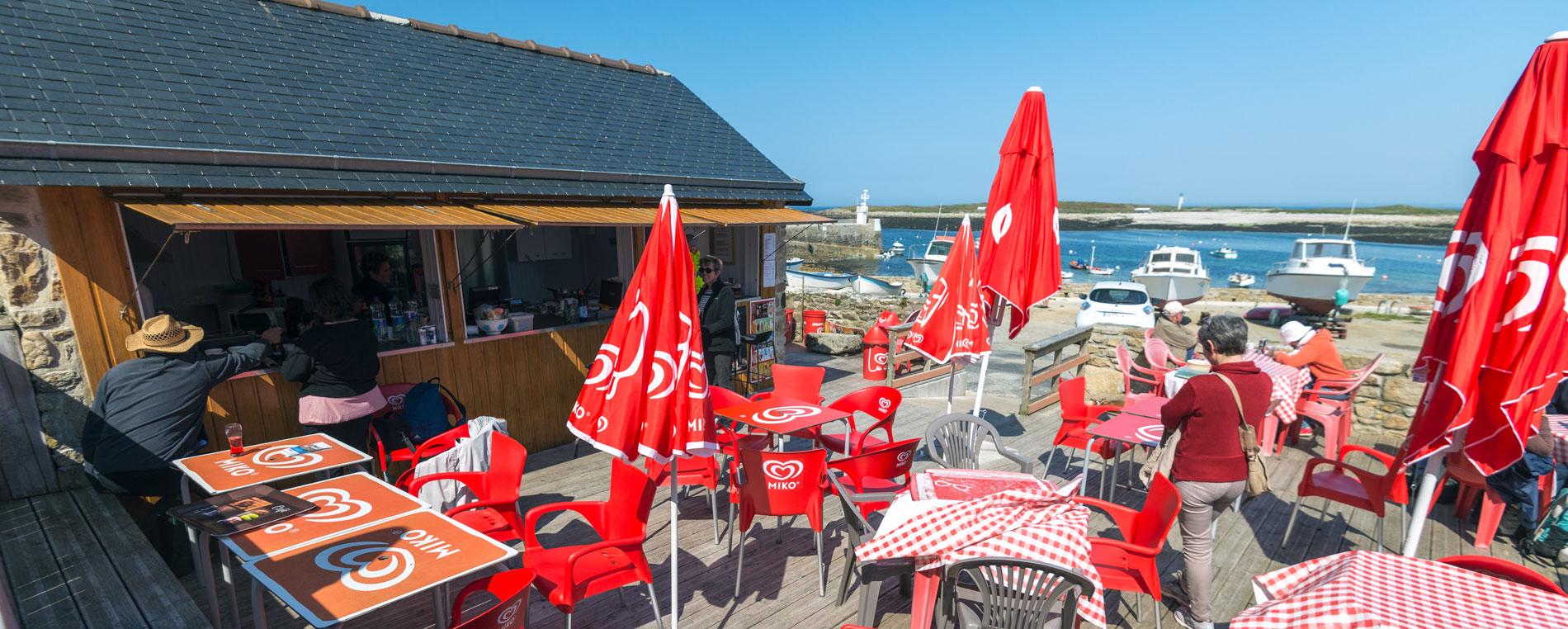 Où manger à Molène ?