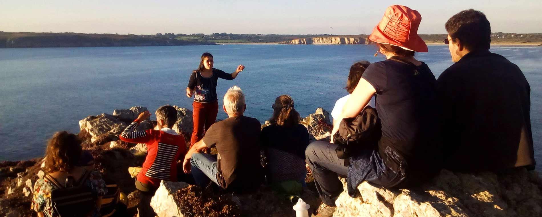 Crozon : voyage au pays des roches et des minéraux
