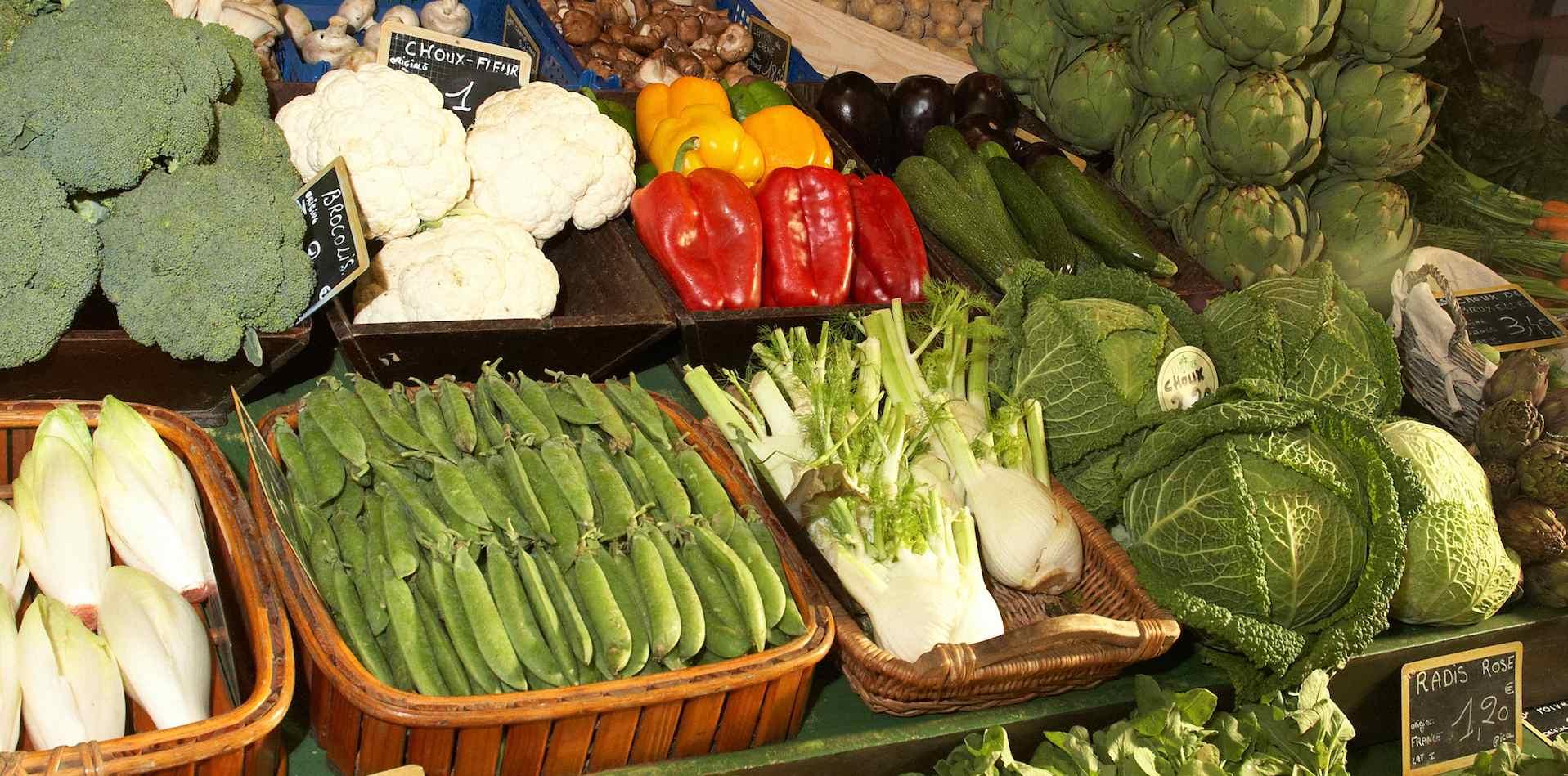 Les marchés du Finistère