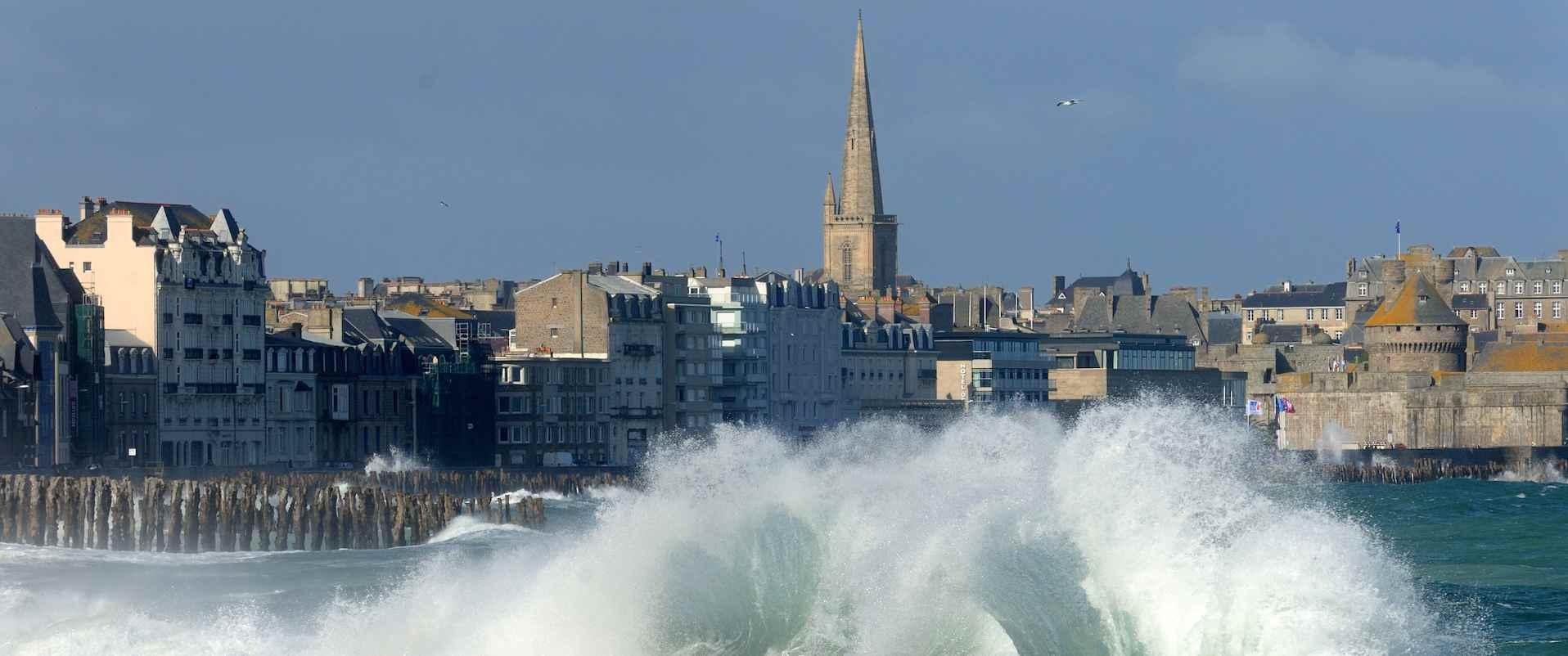 Les marées en Finistère