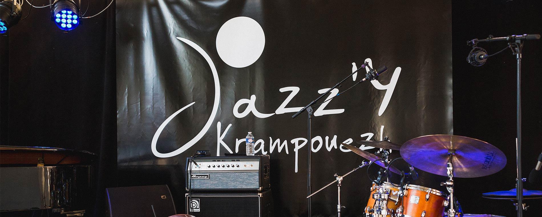 Festival Jazz'Y Krampouezh à Névez dans le sud Finistère