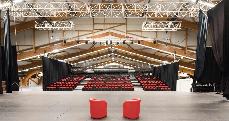 Top 6 des centres de congrès en Finistère
