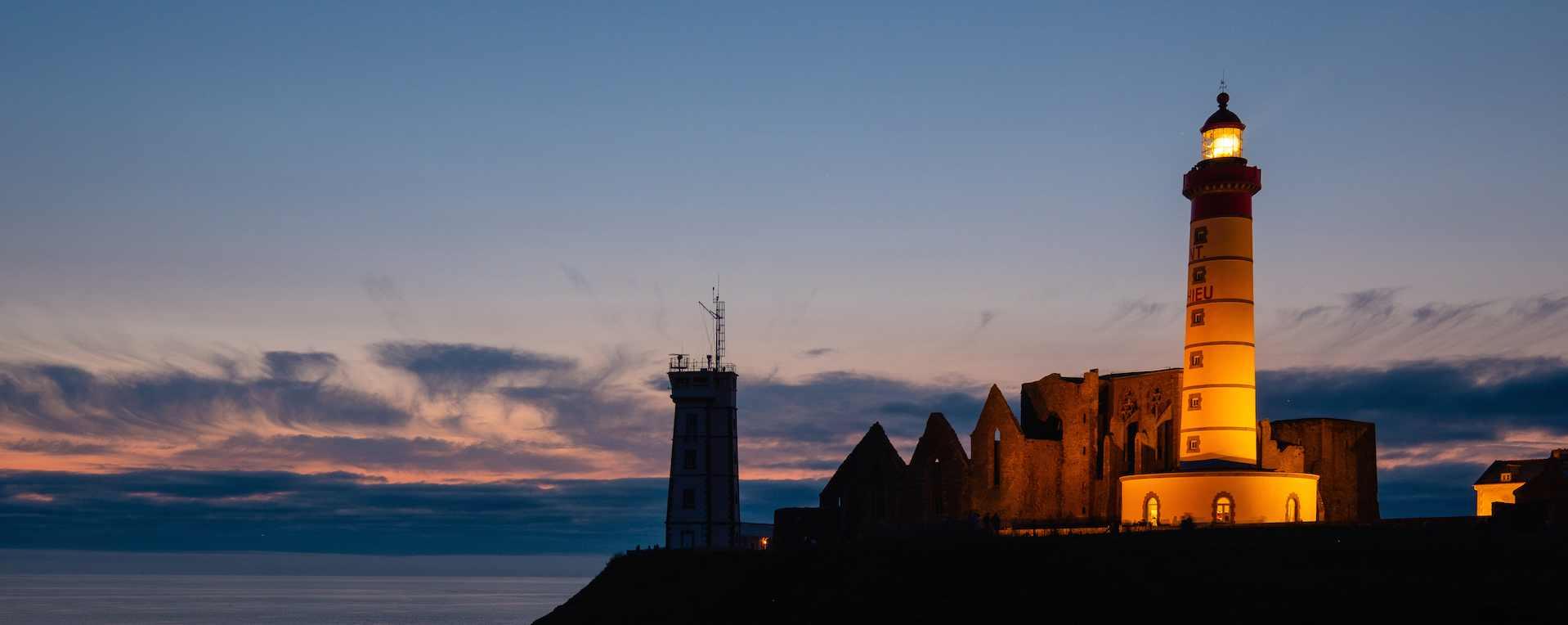 Les phares du Finistère