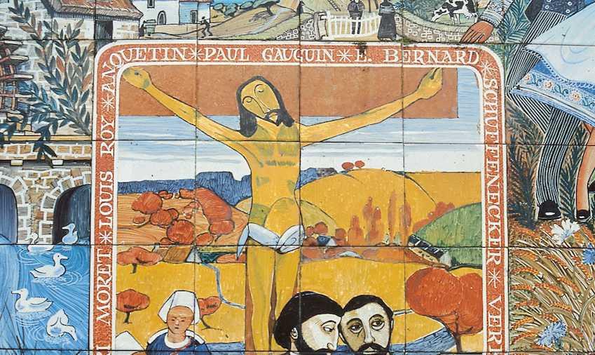 Sur les traces de Gauguin et de l'École de Pont-Aven