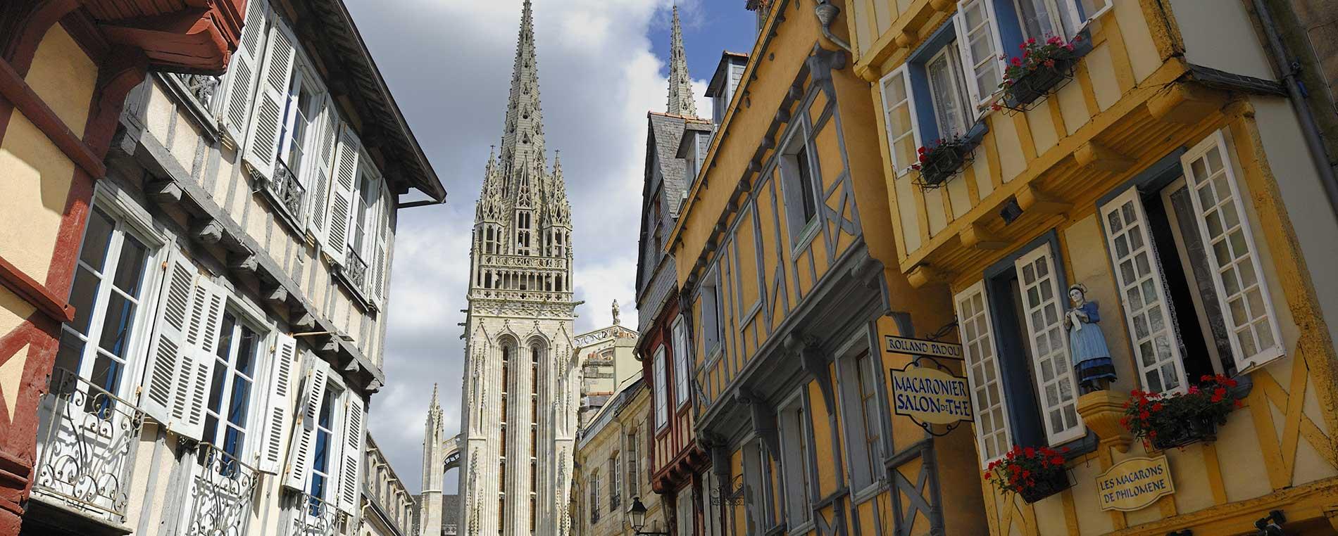 Congrès à Quimper : voyage au coeur de l'âme bretonne