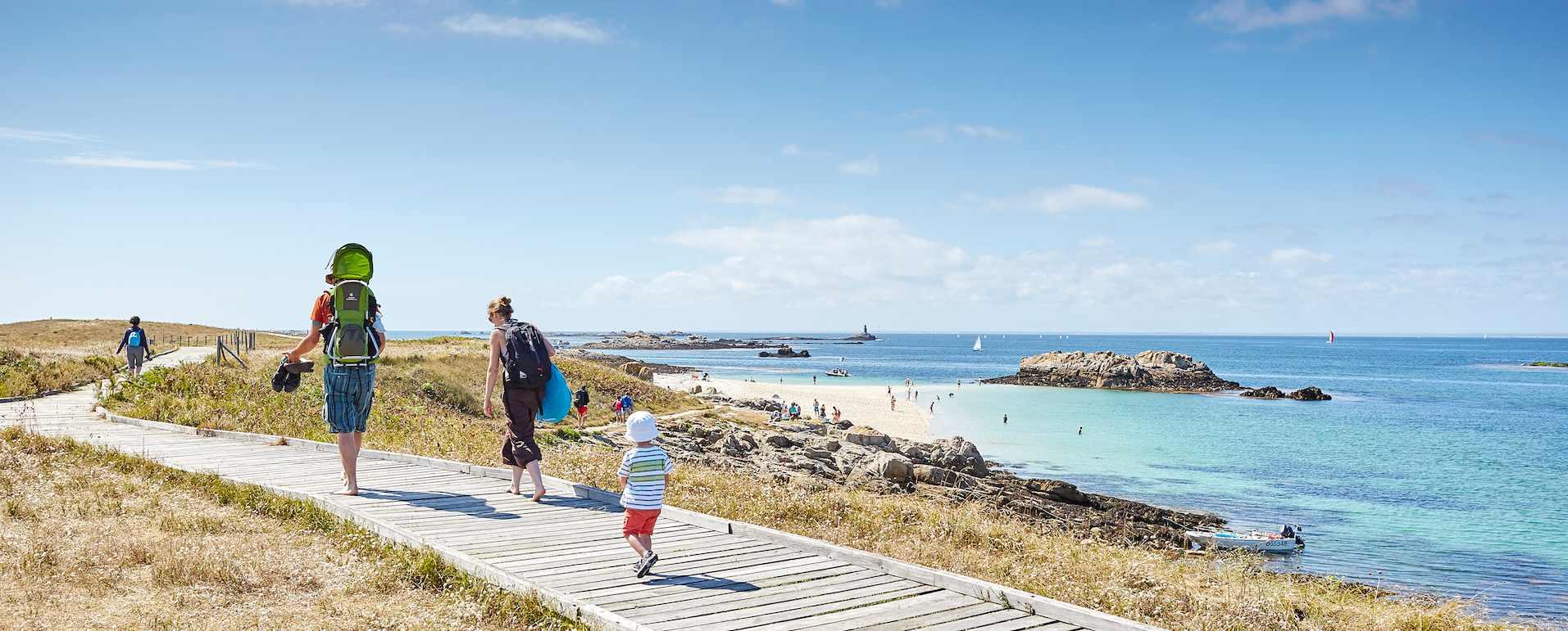 Trouver une plage en Finistère