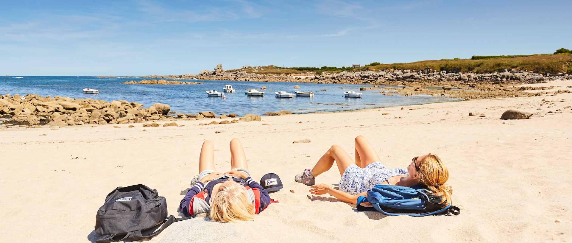 Conseils d'experte : adoptez la zen attitude à la plage