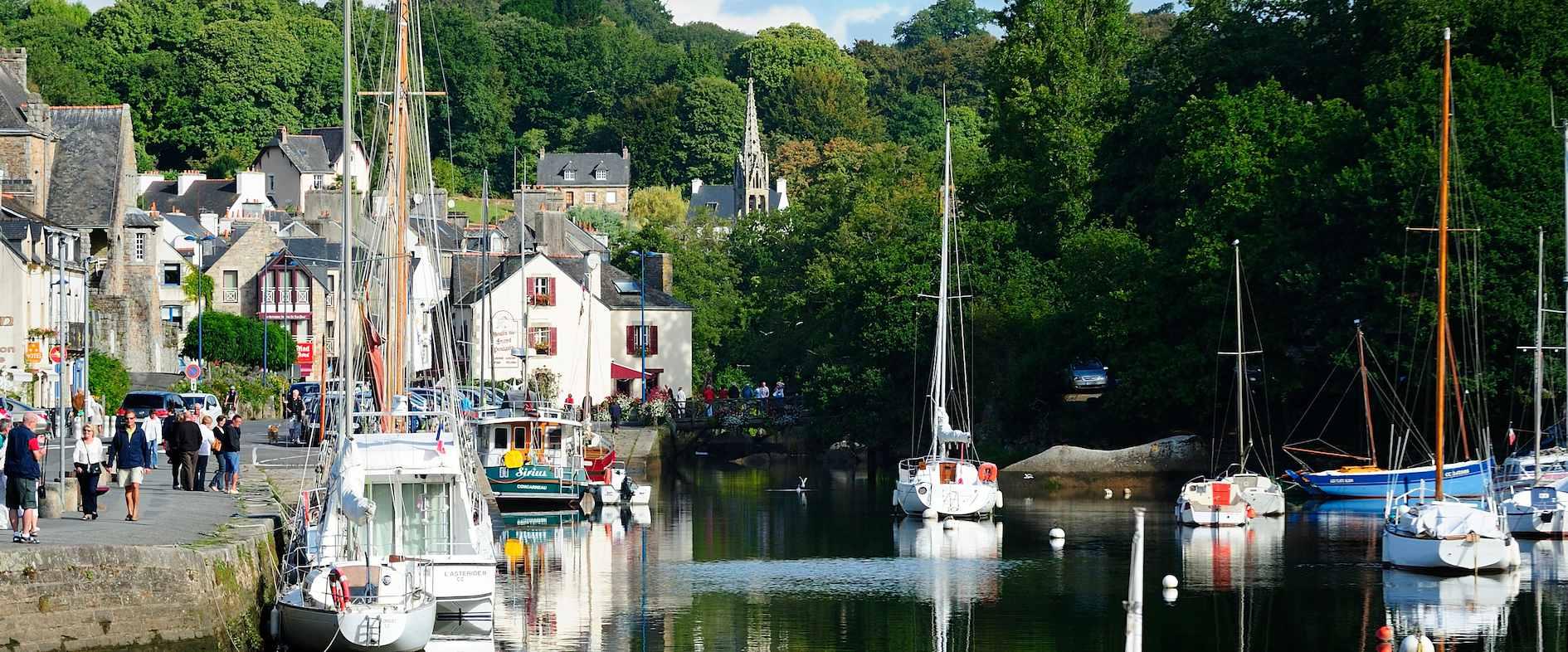 L'extraordinaire voyage de Gauguin en Finistère