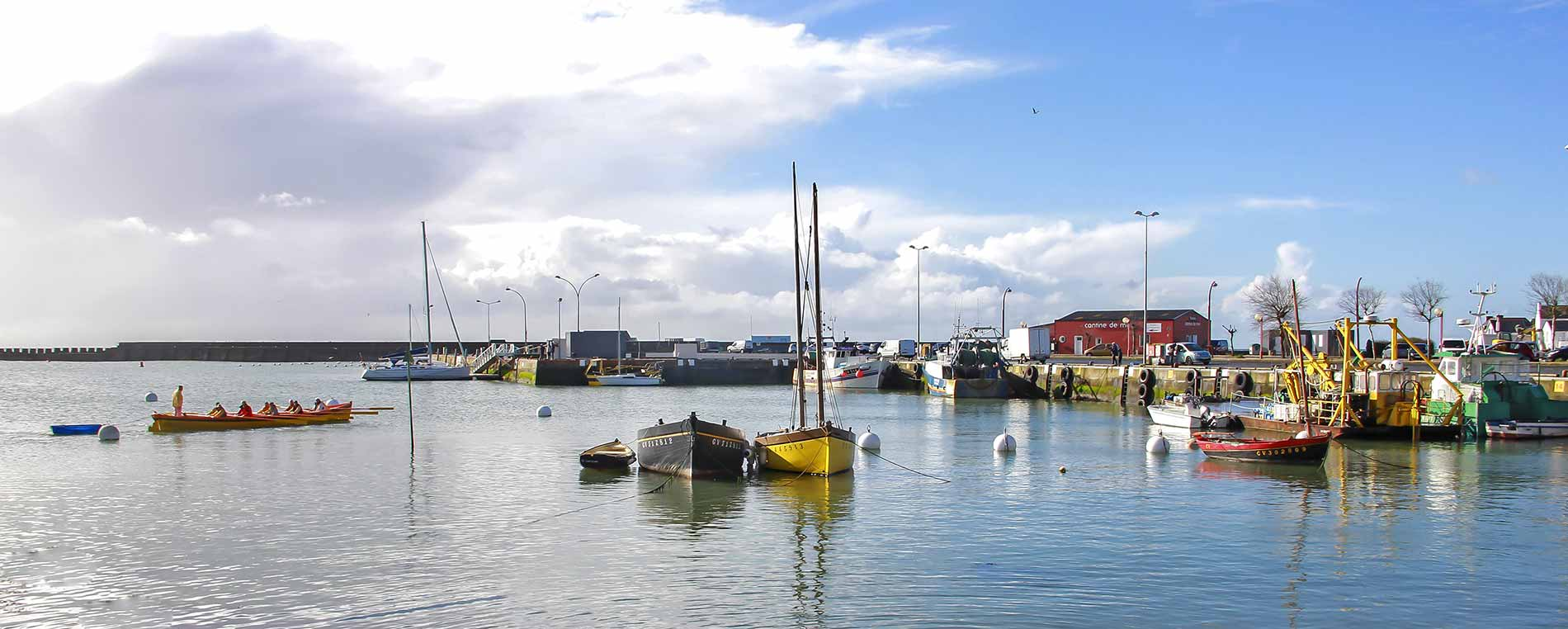 Le port de Lesconil