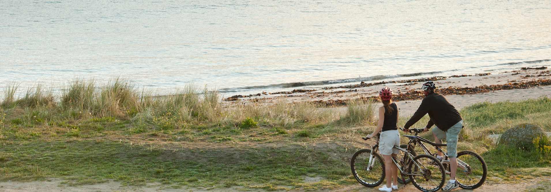 La vélomaritime : une boucle franco-britannique de 1500 km