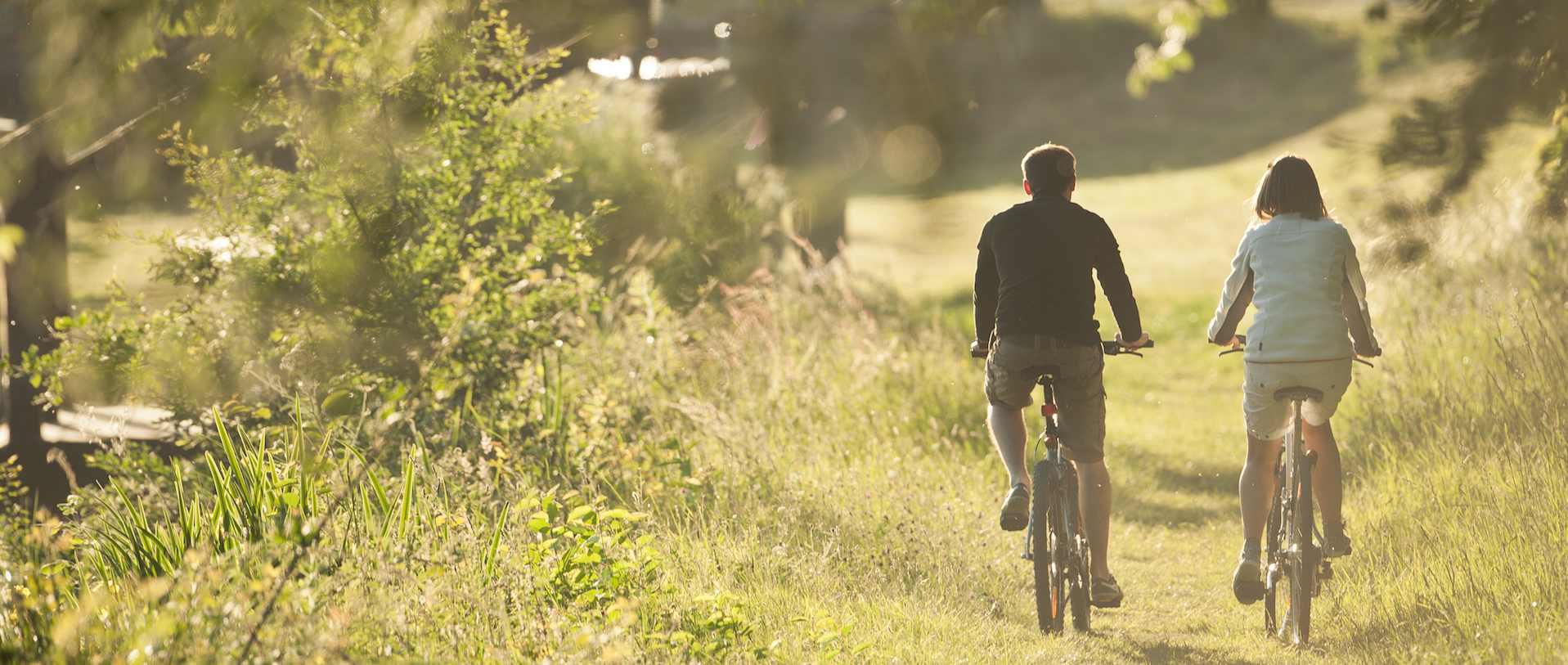La véloroute voie verte n°7 - itinéraire Carhaix-Concarneau
