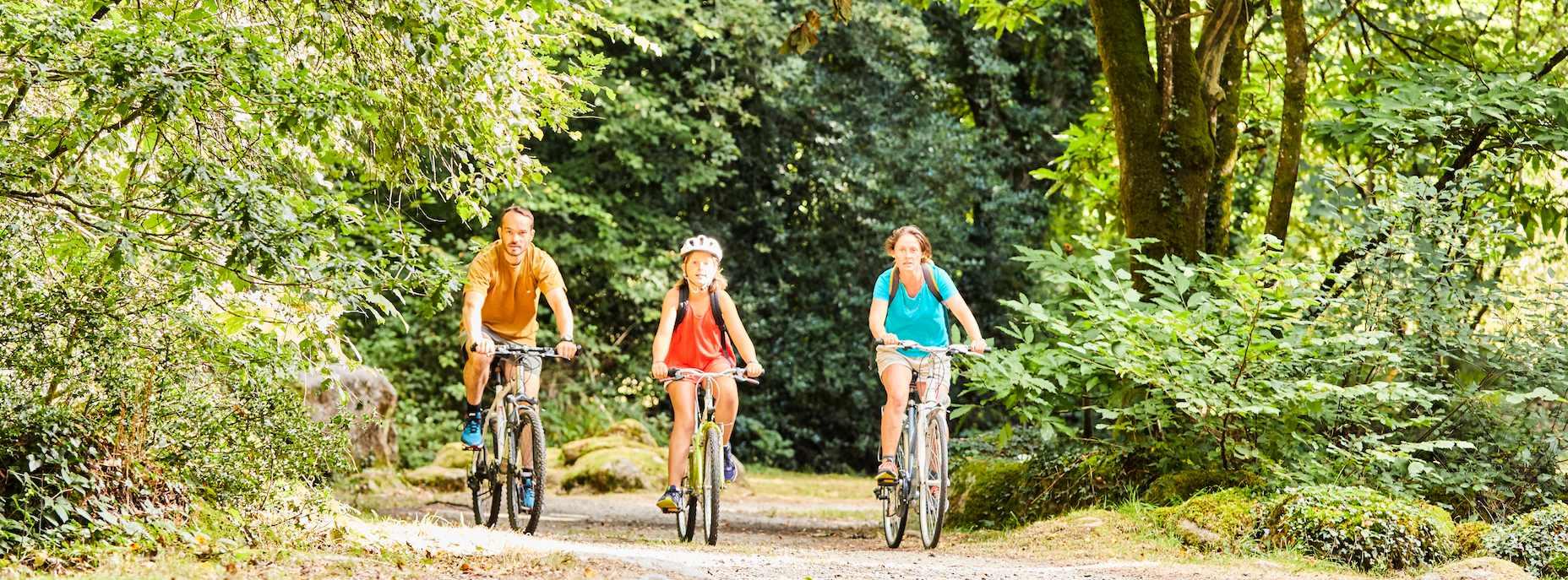 La véloroute voie verte n°7 - itinéraire Roscoff-Morlaix