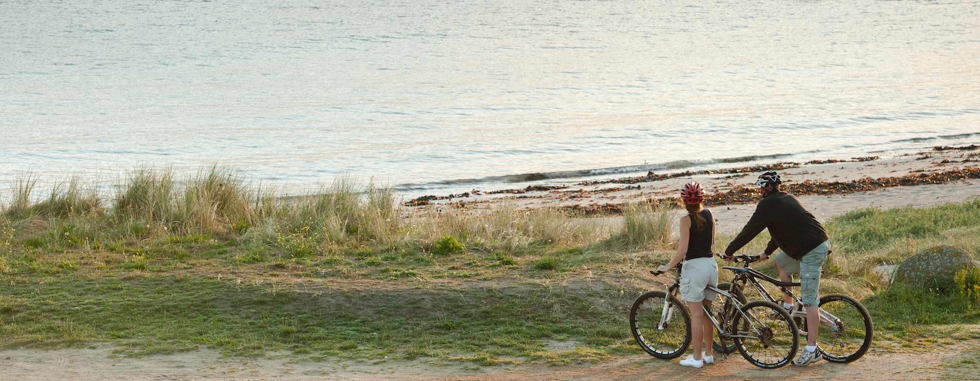 Cyclotouristes et cyclosportifs : des parcours à tous les niveaux