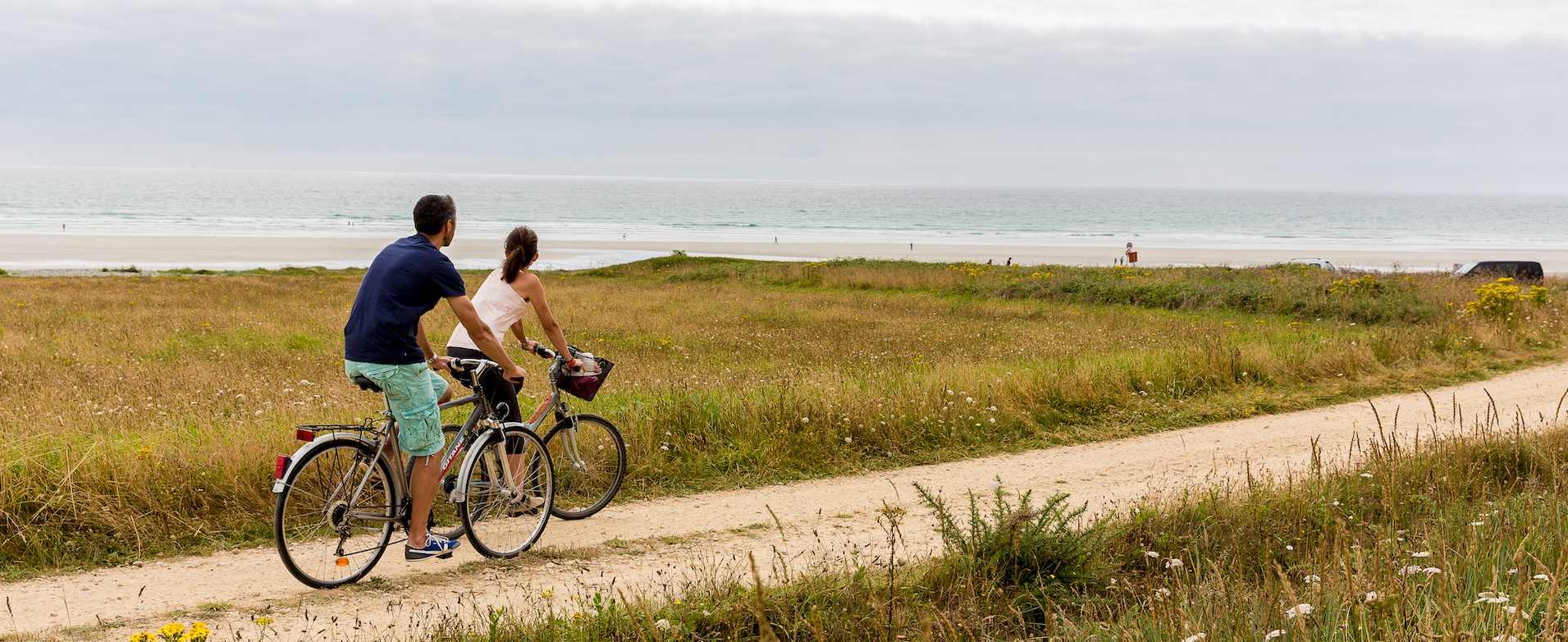 Balades et rando à vélo, un terrain de jeu incroyablement varié