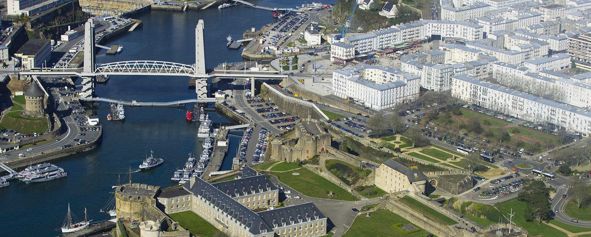 Brest, métropole maritime
