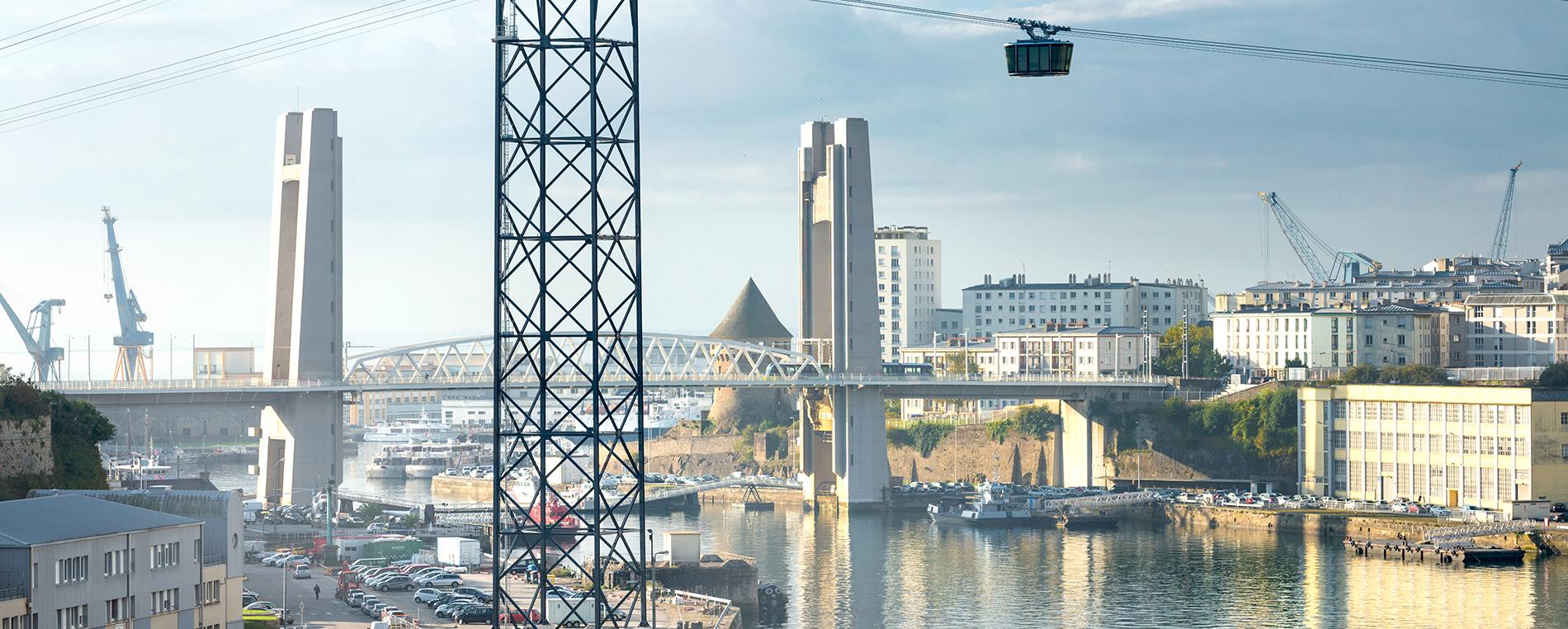 Brest, le mystère de la ville blanche
