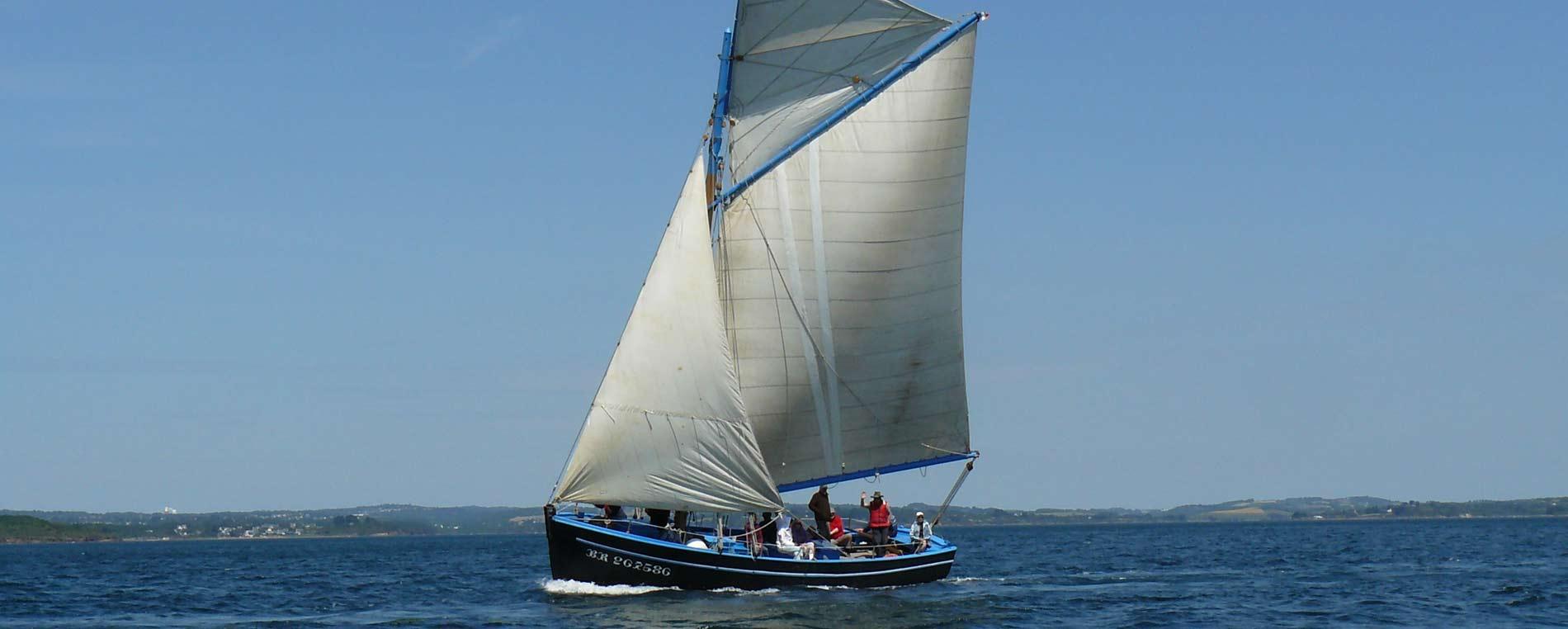 Spécial entreprises : une balade en mer en rade de Brest