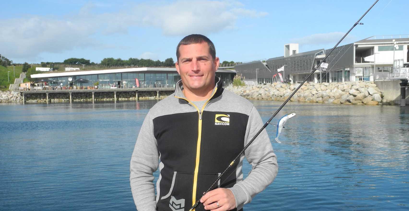Yoann Henry, Aventure Pêche Bretagne