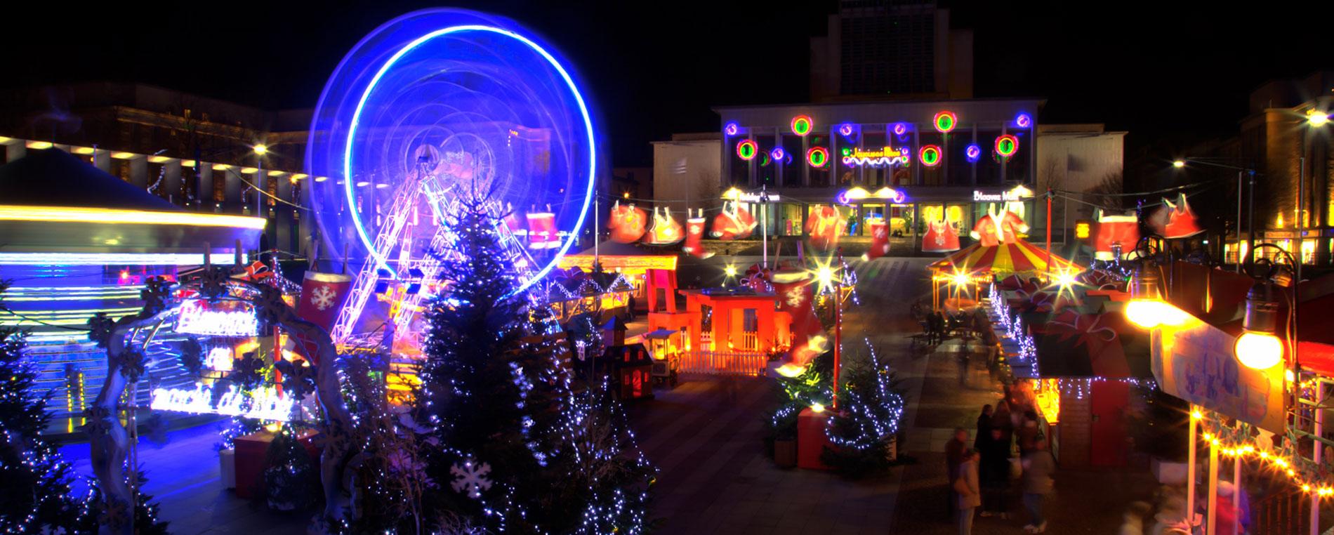 Les marchés de Noël en Finistère