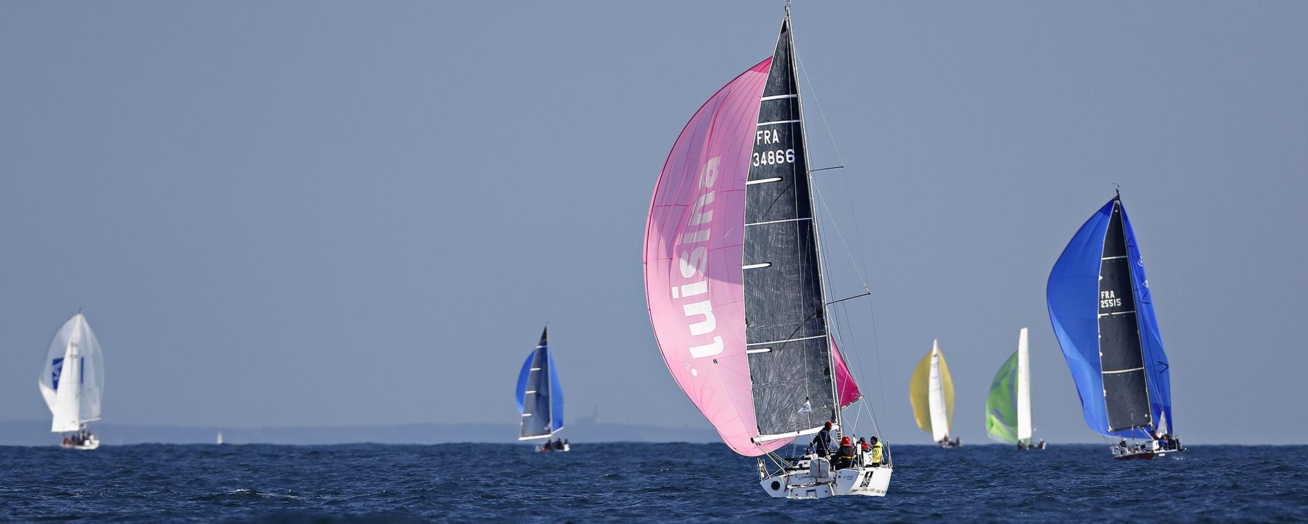 Reportée - 2e étape du Tour du Finistère à la Voile 2020