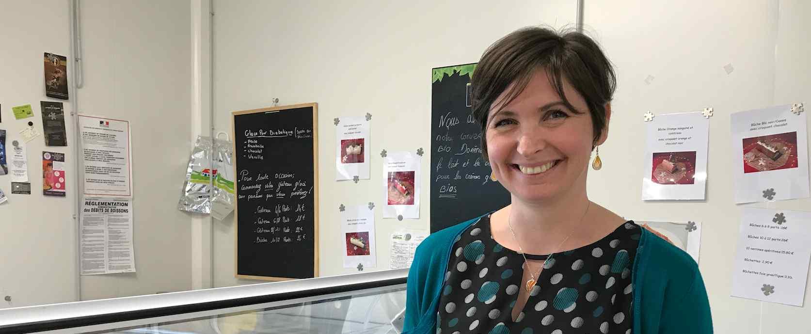 Les Glaces de Pendréo : entretien avec Christine Pennec
