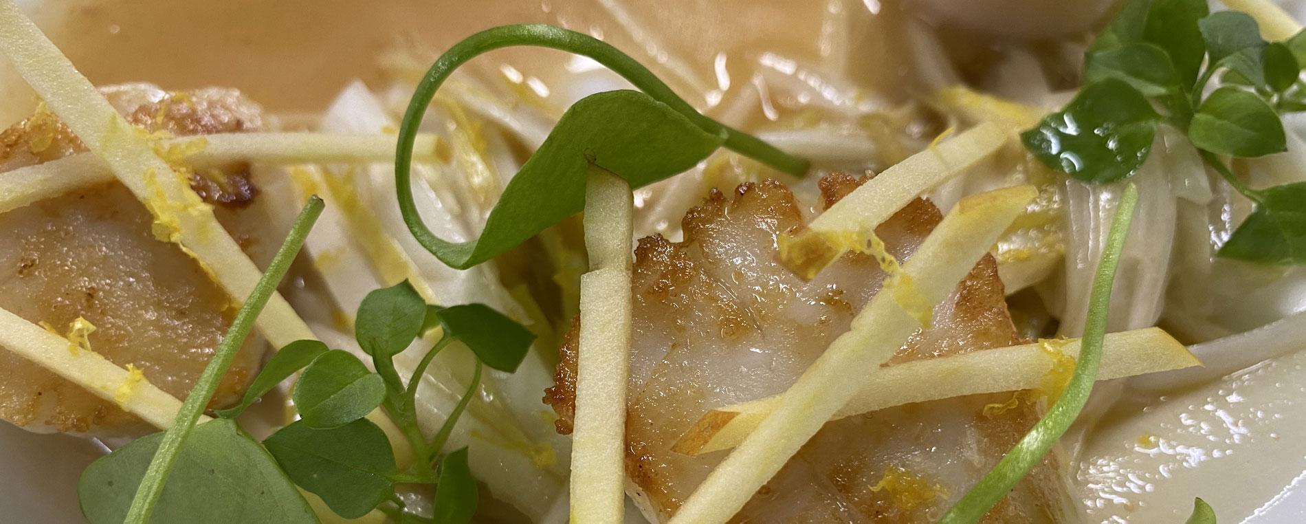 La salade détox de Nicolas Conraux