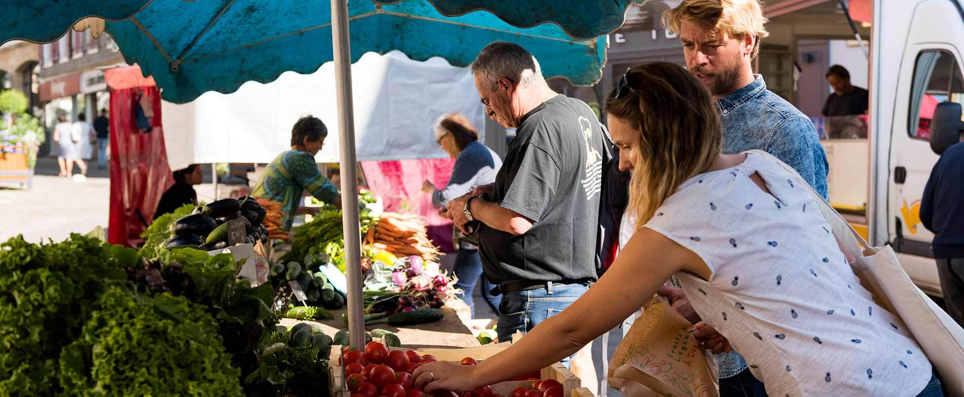 Les 5 raisons de manger local