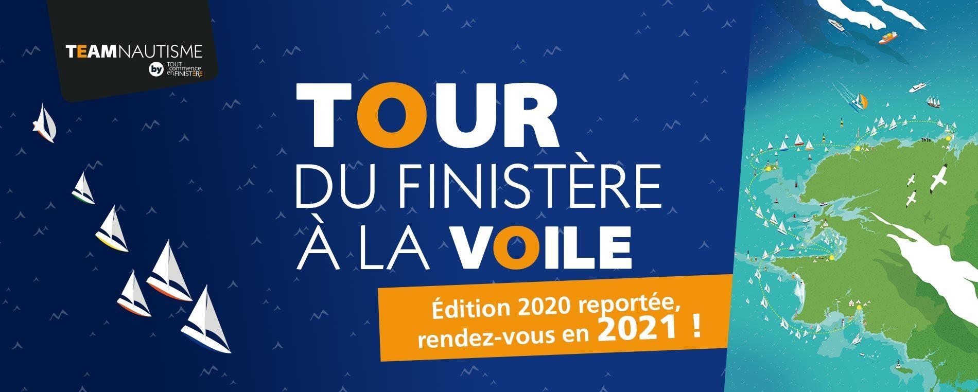 Tour Du Finistère à la Voile - reporté