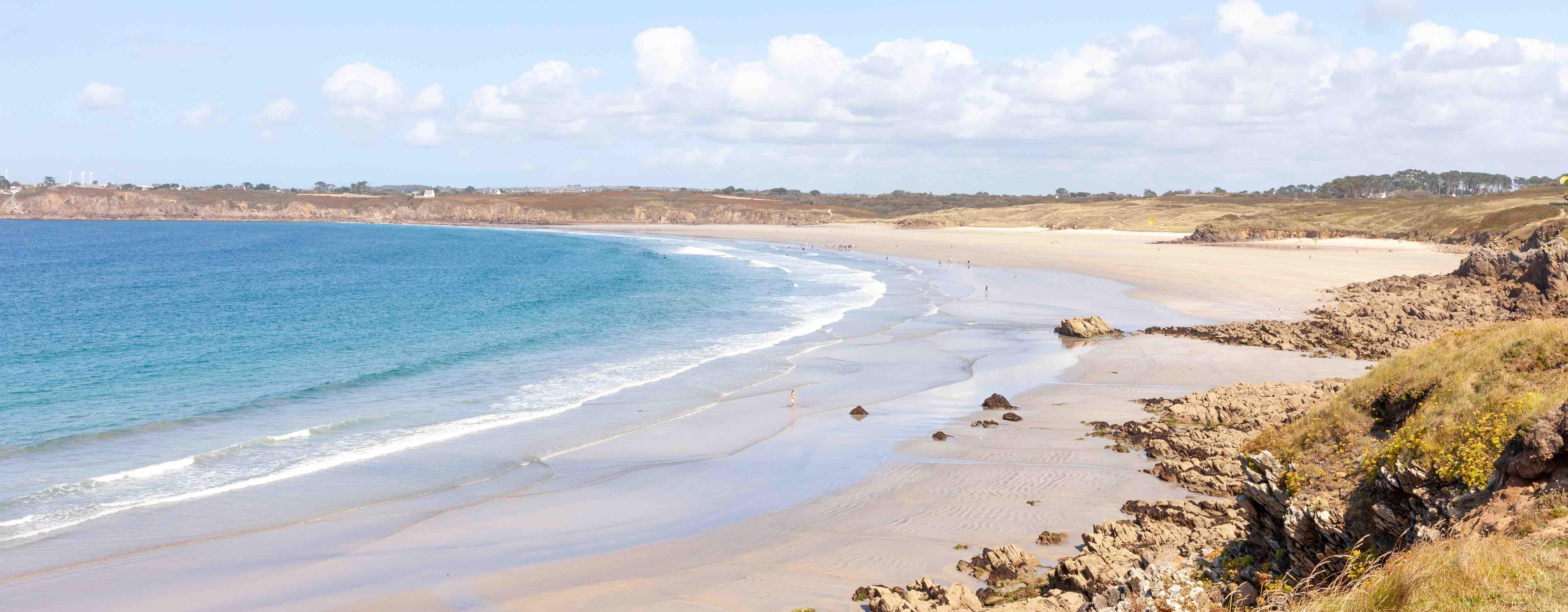 Plages du Finistère : lesquelles sont accessibles ?