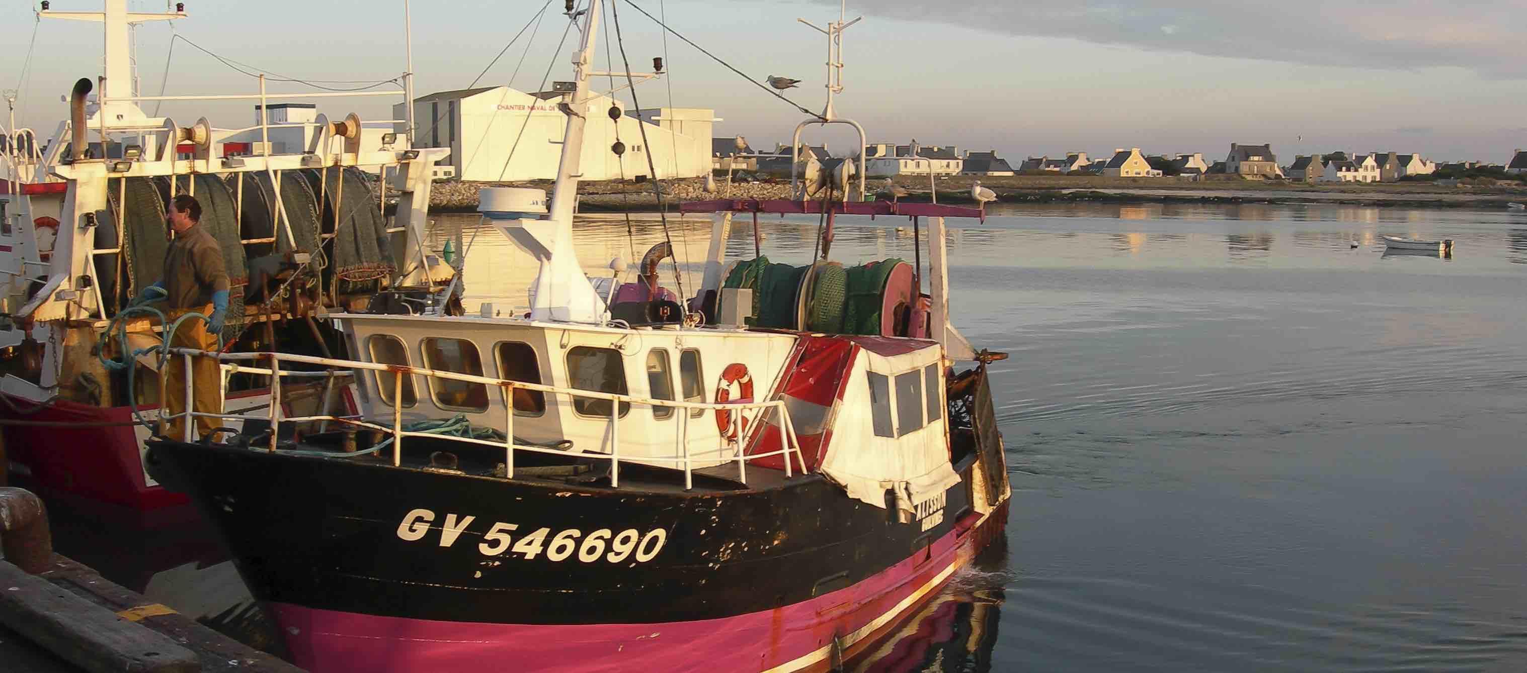 La pêche en Finistère