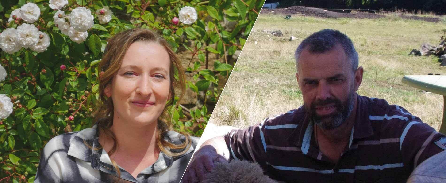 Marine Saliou et Christian Toullec, interview croisée
