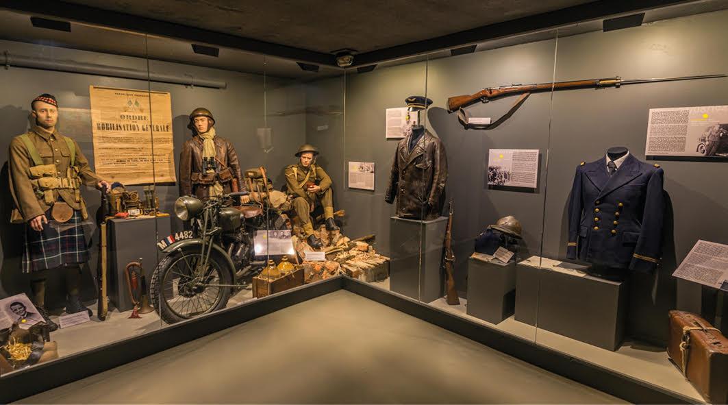 Un tour au Musée Mémoires 39-45