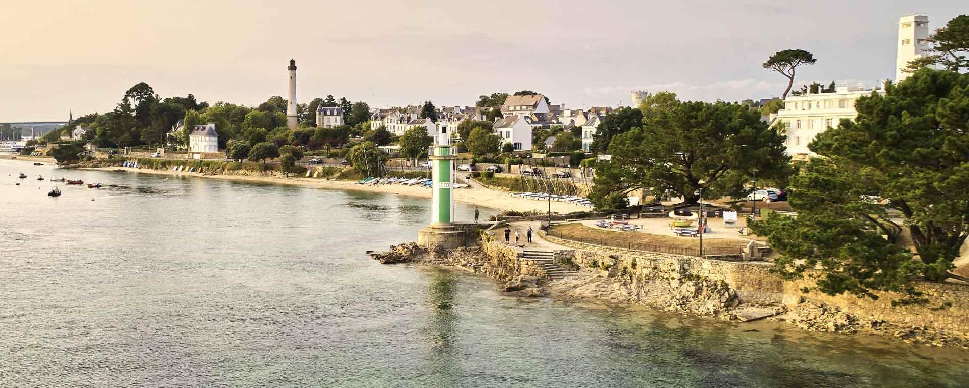 Webcam de la plage de Bénodet
