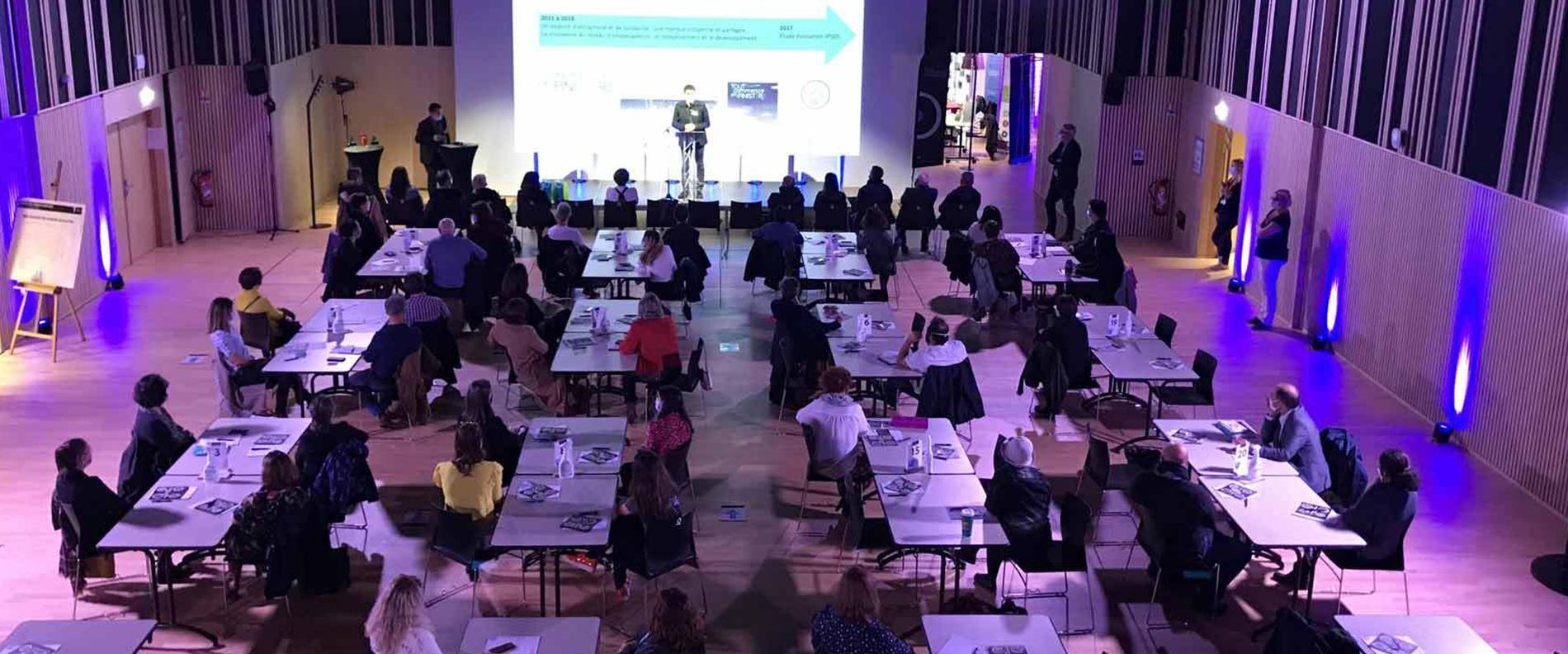 Retour sur la soirée des ambassadeurs Tout commence en Finistère 2020