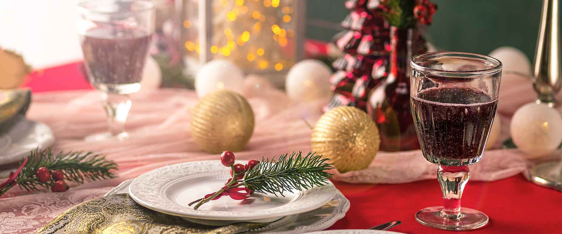Quoi mettre sur la table de Noël ?