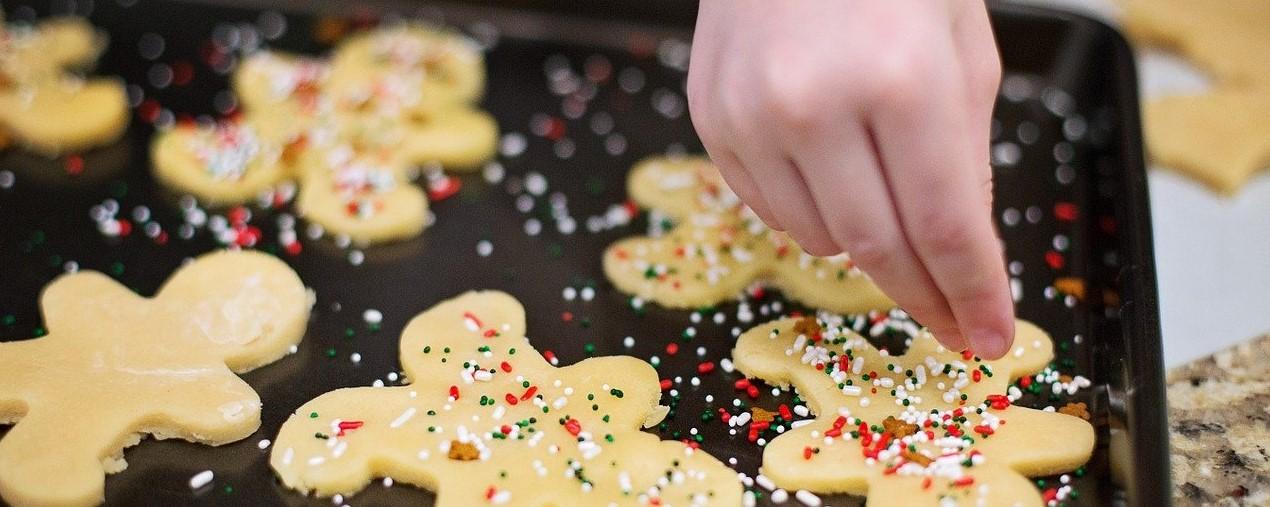 Noël : trois recettes à réaliser avec les enfants